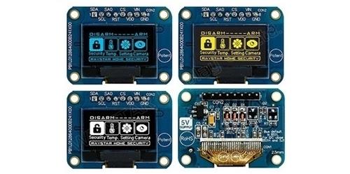 COG+PCB OLED Interface I2C/ SPI/...