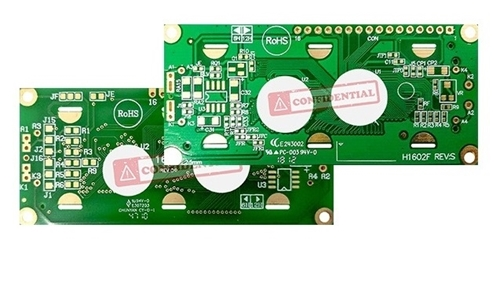 PCB Upgrade Version WH1602B&K