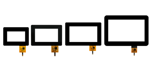 Capacitive TS with USB Interface