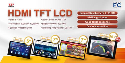 HDMI/Raspberry TFT Upgrade