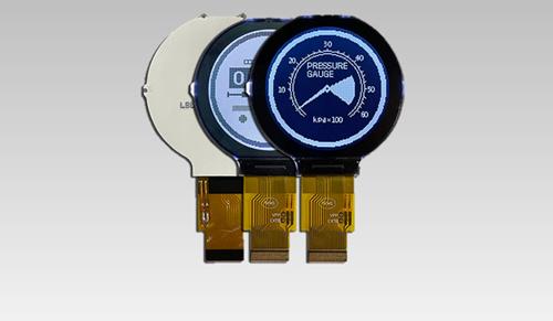 LCD COG Grafici Circolari