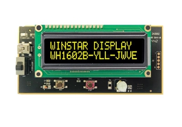 Picture of DEMO_KIT_WH1602B-YLL