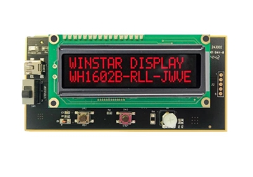 Picture of DEMO_KIT_WH1602B-RLL
