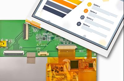 High Performance TFT MIPI Interface