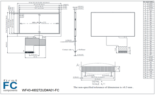Picture of WF43-480272UD#A01-FC
