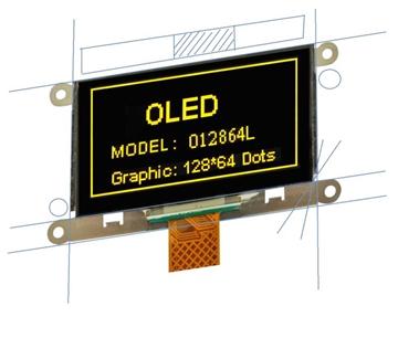 Picture of Custom OLED