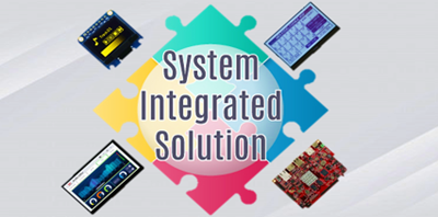 Display System Integrated Solution