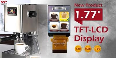 Small TFT 1.8'' 128x160 con Touch Capacitivo Integrato
