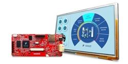 HMI: Soluzioni Complete con gli Smart TFTs NV-IOT da 4.3'' a 7'' con PCAP